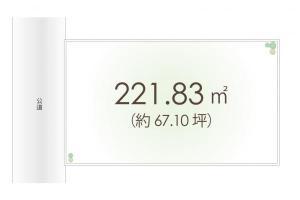 土地 埼玉県狭山市狭山- 西武新宿線狭山市駅 20000000