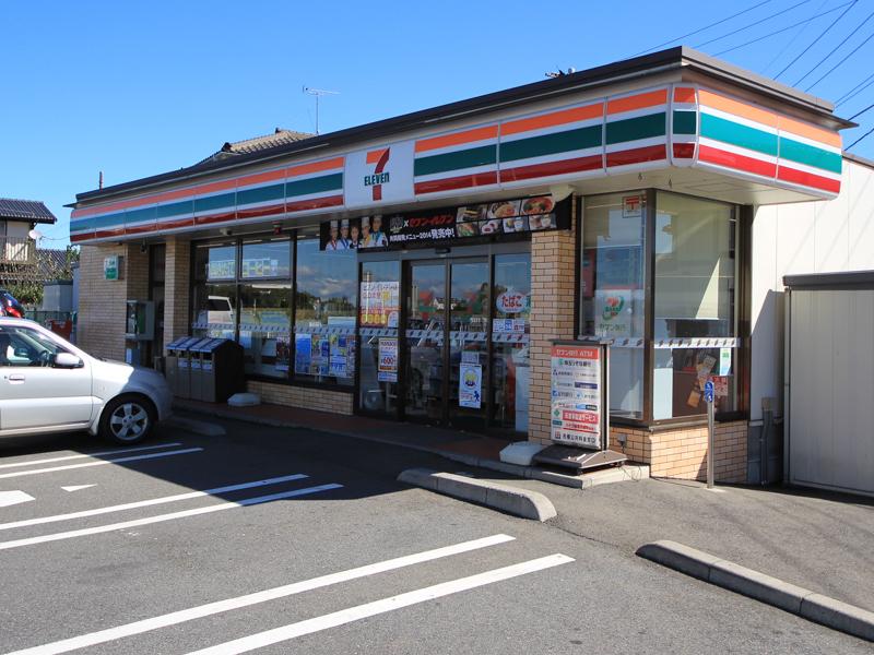 セブンイレブン 川越寺尾店
