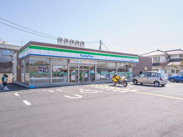 ファミリーマート 飯能双柳店