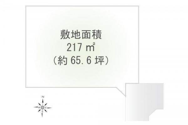 土地 東京都東村山市美住町1丁目 西武新宿線久米川駅 3300万円