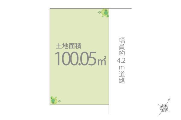 土地 埼玉県志木市下宗岡3丁目 東武東上線志木駅 1480万円