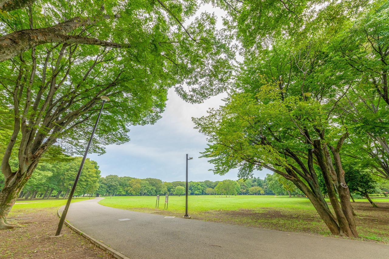 小金井公園西口