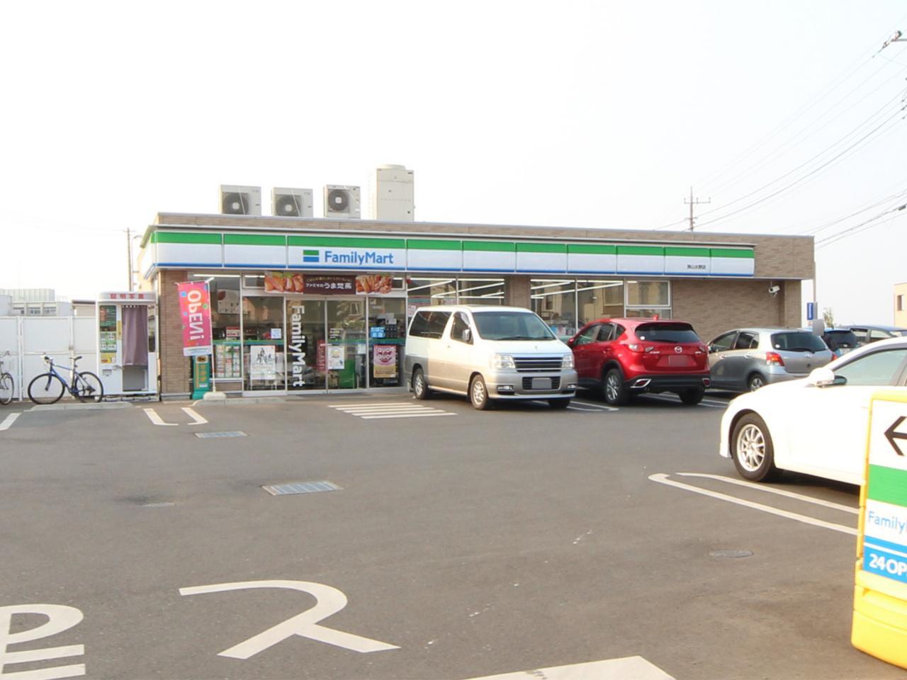 ファミリーマート 狭山水野店