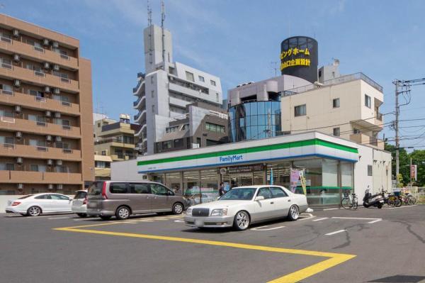 ファミリーマート-所沢緑町二丁目店