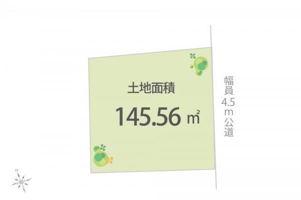 土地 埼玉県所沢市大字本郷 JR武蔵野線東所沢駅 2200万円