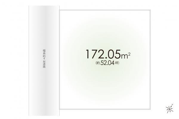 土地 東京都国分寺市戸倉2丁目 JR中央線国立駅 4280万円