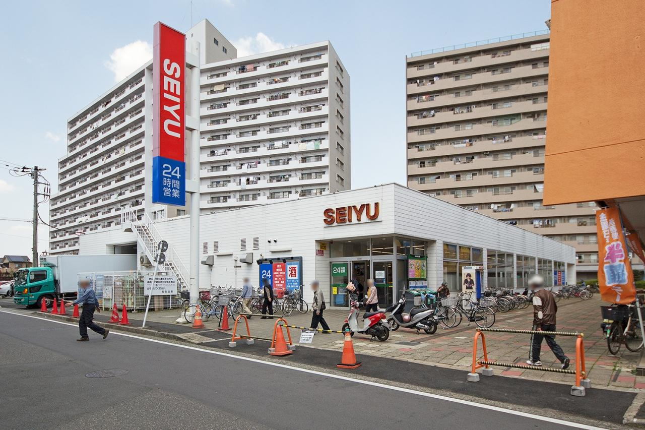 西友所沢ニュータウン店