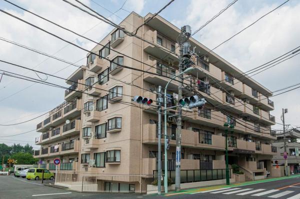 中古マンション 東京都立川市富士見町2丁目 JR中央線立川駅 2680万円