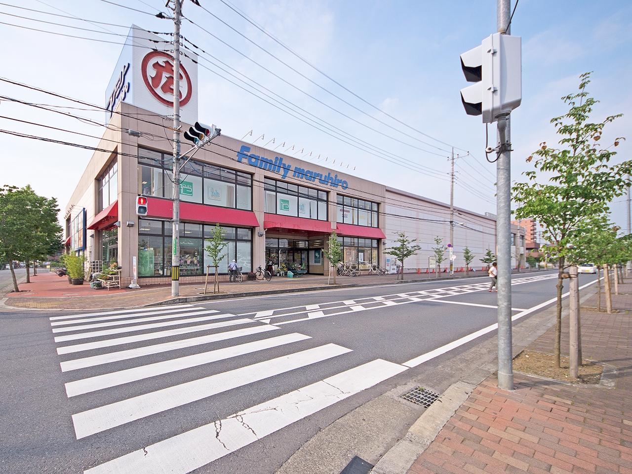 ファミリー丸広 日高店