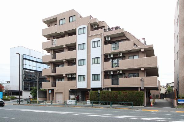 中古マンション 東京都立川市錦町3丁目 JR中央線立川駅 4180万円