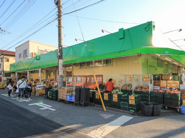 生鮮市場高階店