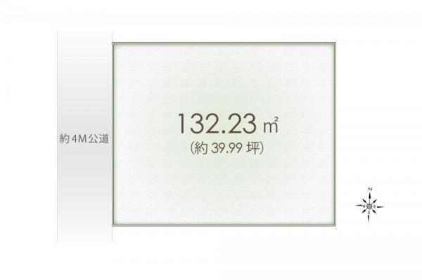 土地 埼玉県ふじみ野市水宮 東武東上線ふじみ野駅 1200万円