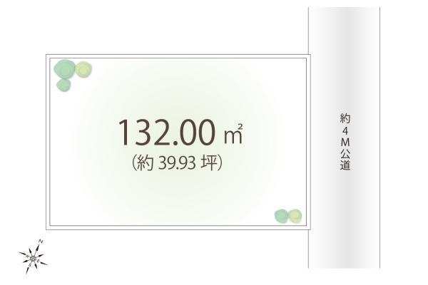 土地 埼玉県狭山市大字北入曽 西武新宿線入曽駅 1000万円