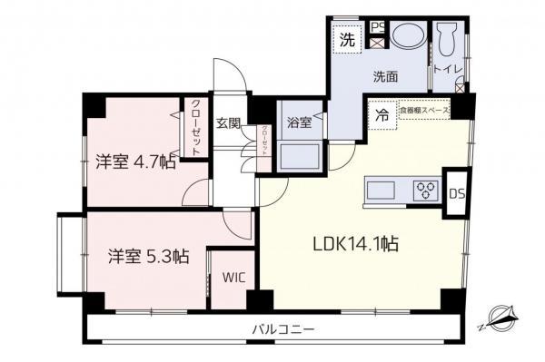 中古マンション 杉並区荻窪3丁目 JR中央線荻窪駅 3299万円