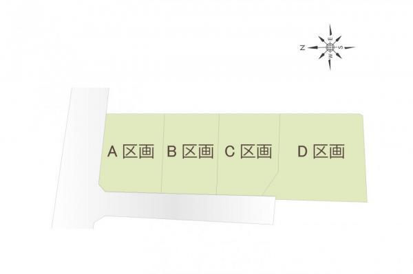 土地 所沢市上新井3丁目 西武池袋線小手指駅 2380万円~2980万円