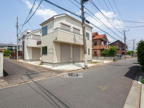新築戸建 国立市西3丁目 JR南武線矢川駅 4380万円~5280万円
