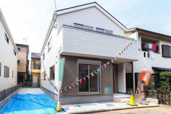 新築戸建 富士見市関沢3丁目 東武東上線みずほ台駅 3980万円