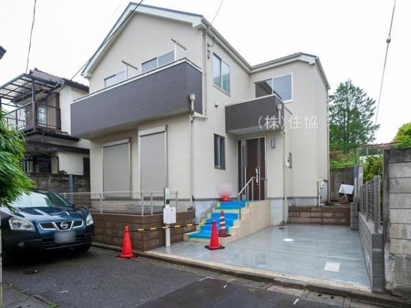 新築戸建 小金井市本町4丁目 JR中央線武蔵小金井駅 5180万円