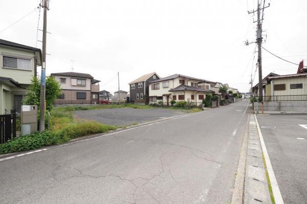 土地 坂戸市浅羽野3丁目 東武東上線坂戸駅 3276万円