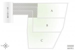 土地 和光市白子2丁目22-26(旧住居表示) 副都心線地下鉄成増駅 32000000