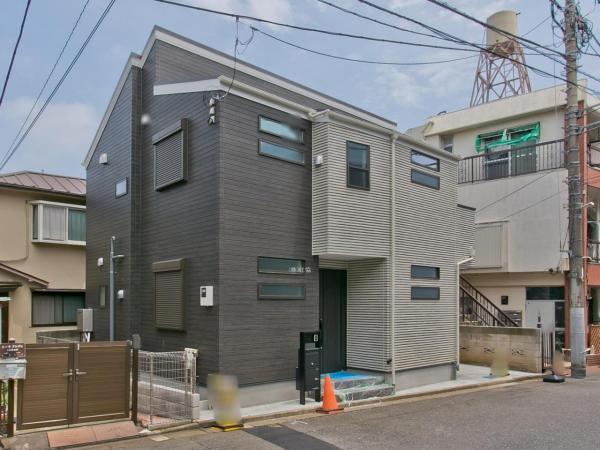 新築戸建 中野区中野6丁目 JR中央線中野駅 7480万円