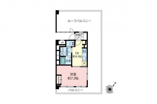 中古マンション 杉並区天沼3丁目 JR中央線荻窪駅 2280万円