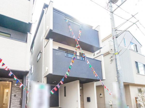 新築戸建 所沢市旭町 西武池袋線所沢駅 3898万円~3998万円