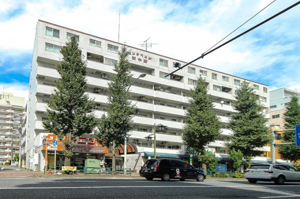 中古マンション 中野区中央5丁目 丸の内線新中野駅 4690万円