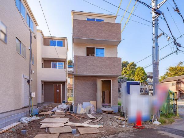 新築戸建 和光市白子2丁目 東武東上線成増駅 4180万円~4680万円