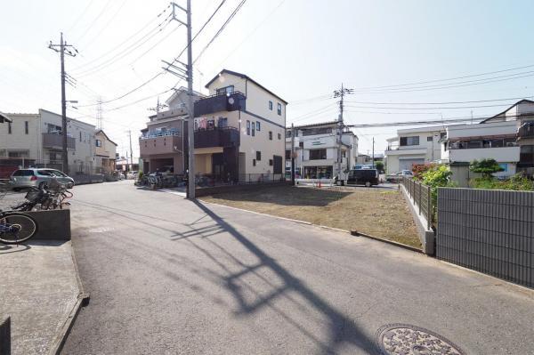 土地 新座市北野3丁目 東武東上線志木駅 4880万円