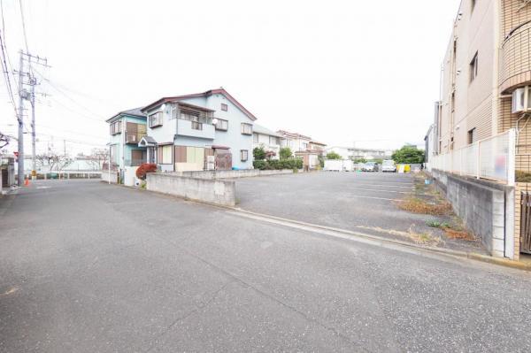 土地 所沢市東所沢和田3丁目 JR武蔵野線東所沢駅 8100万円
