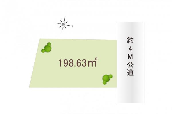 土地 所沢市大字山口 西武池袋線西所沢駅 3880万円