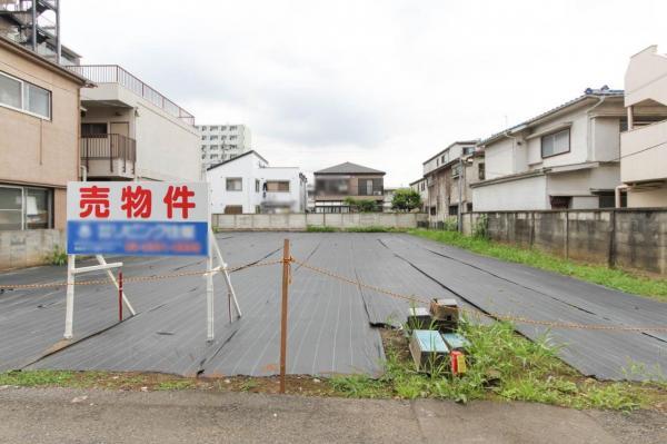 土地 立川市高松町2丁目 JR中央線立川駅 1億4380万円