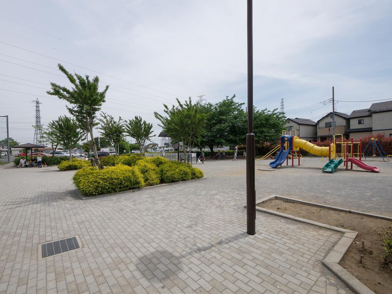 上新井公園