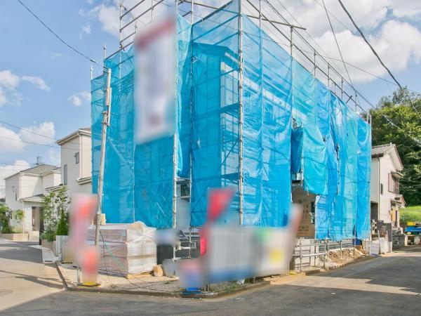 新築戸建 清瀬市旭が丘5丁目 JR武蔵野線新座駅 3280万円