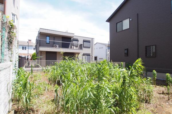 土地 所沢市東所沢3丁目 JR武蔵野線東所沢駅 2440万円