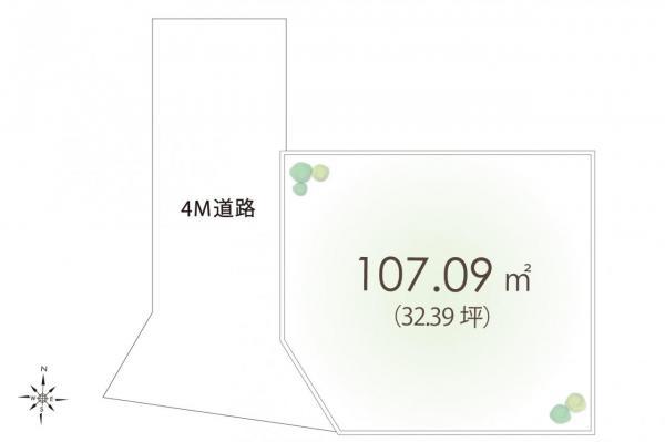 土地 所沢市大字山口 西武狭山線下山口駅 980万円