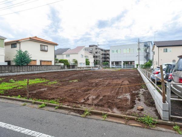 土地 国立市中3丁目 JR南武線矢川駅 3360万円~3860万円