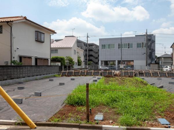 新築戸建 国立市中3丁目 JR南武線矢川駅 4280万円~4980万円