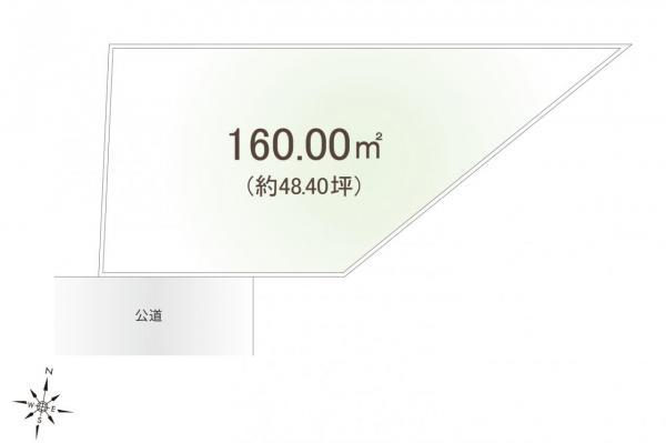 土地 川越市岸町3丁目 東武東上線川越駅 1400万円