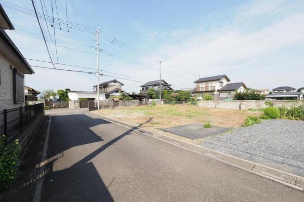 土地 坂戸市大字浅羽 東武越生線一本松駅 1780万円