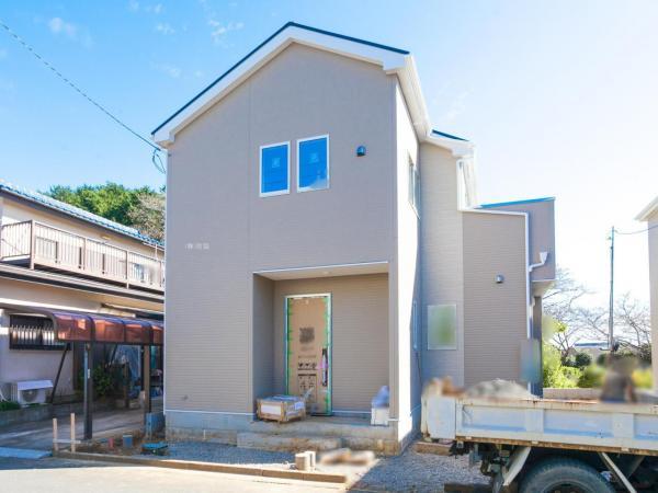 新築戸建 入間市上小谷田3丁目 西武池袋線仏子駅 2480万円