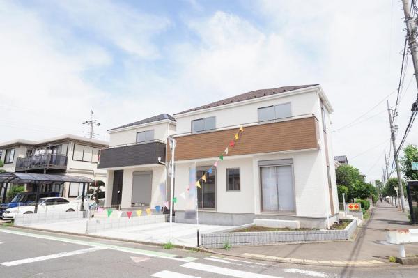 新築戸建 川越市かすみ野2丁目 JR川越線笠幡駅 2080万円