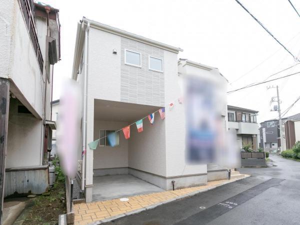 新築戸建 富士見市鶴馬2丁目 東武東上線鶴瀬駅 3690万円