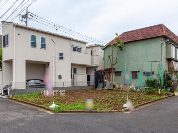 土地 練馬区高松2丁目 都営大江戸線練馬春日町駅 5550万円