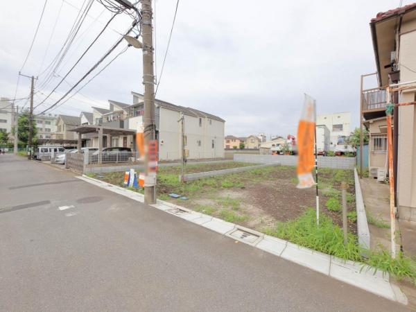 土地 練馬区高松3丁目 都営大江戸線光が丘駅 8700万円