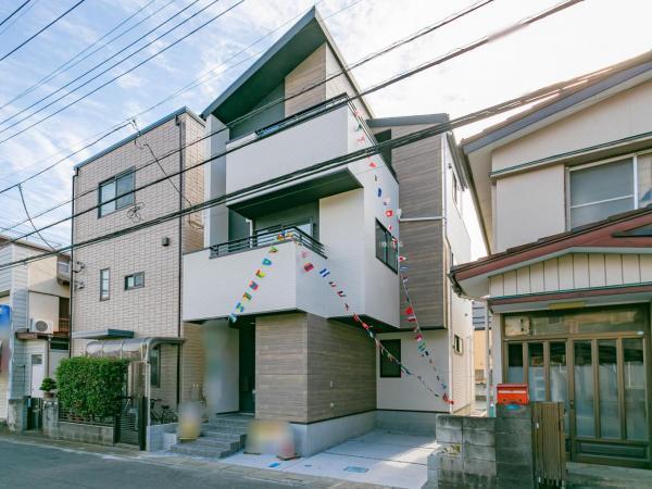 新築戸建 富士見市鶴馬3丁目 東武東上線みずほ台駅 3490万円