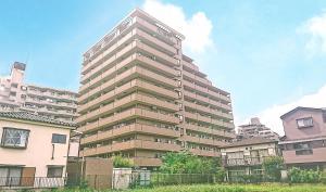 中古マンション 小金井市本町2丁目7-15 JR中央線武蔵小金井駅 43800000