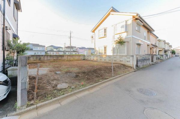 土地 所沢市花園2丁目 西武新宿線新所沢駅 1200万円