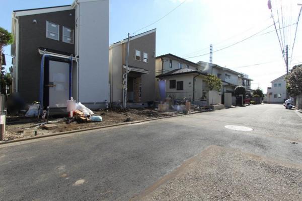 新築戸建 国分寺市内藤2丁目 JR中央線国立駅 4880万円